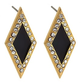 Pave Stacy Earrings
