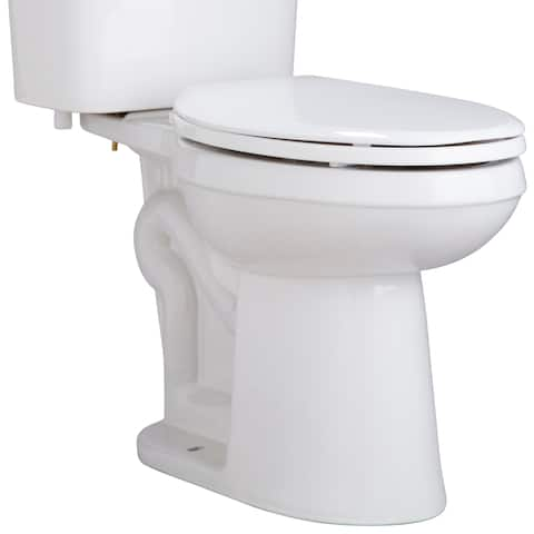 PROFLO PF9803 Ultra High Efficiency 0.8 Elongated ADA Height Toilet Bowl