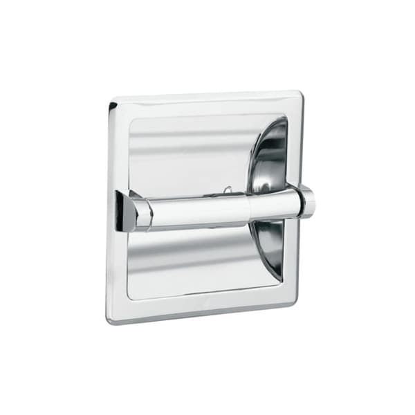 Shop Moen Dn5075 Recessed Toilet Paper Holder From The
