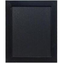 """Black Frame - Framed Chalkboard 7.87""""X9.45"""""""