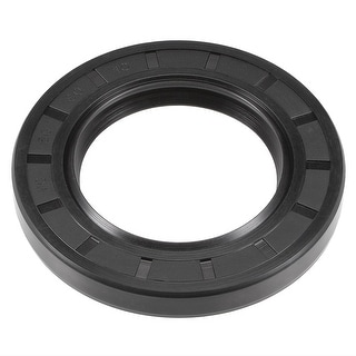 Oil Seal, TC 50mm x 80mm x 10mm, Nitrile Rubber Cover Double Lip - 50mmx80mmx10mm