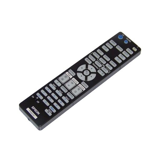 OEM Epson Projector Remote Control Shipped With Pro L1500U, L1505U L1405U L1300U