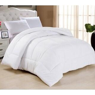 HC Collection All Season Down Alternative Comforter, Hypoallergenic