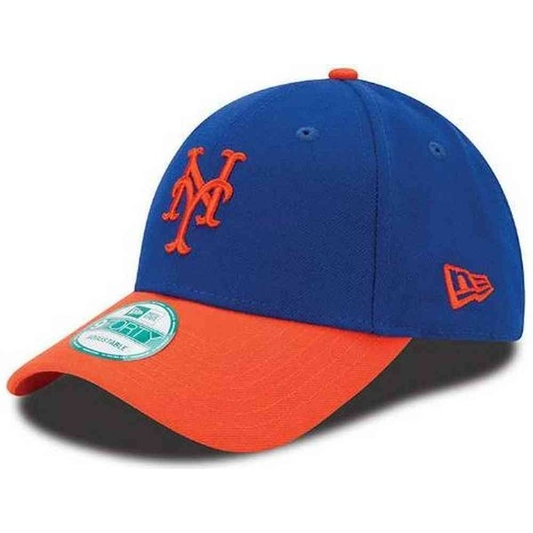 8b6e950636674d Shop New Era New York Mets Baseball Cap MLB League Team Hat 2 Tone 9Forty  10963121 - Free Shipping On Orders Over $45 - Overstock - 17743831