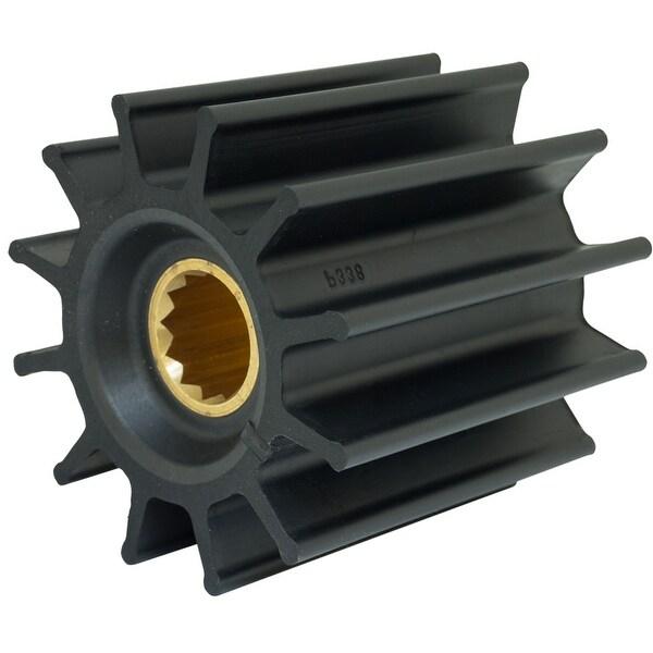 Jabsco impeller kit neoprene 12 blade 3 3/4 dia x 3 1/2 w