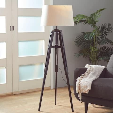 Black Pine Industrial Floor Lamp 62 x 21 x 21 - 21 x 62