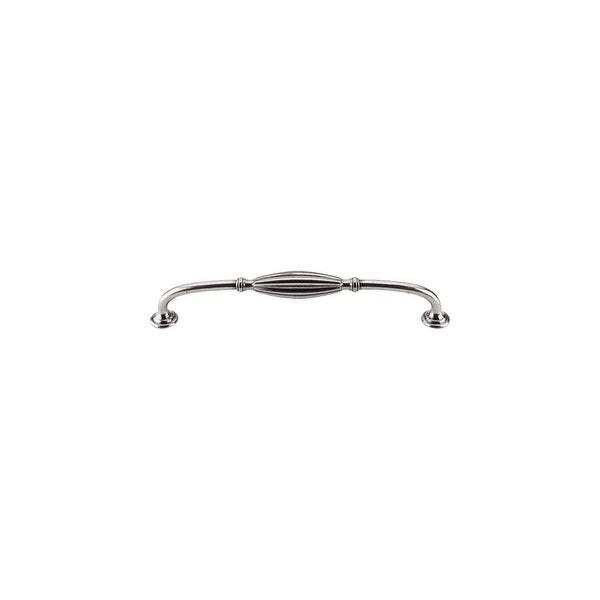 """Top Knobs M465 Tuscany 8-13/16"""" Center to Center Handle Cabinet Pull - pewter antique"""