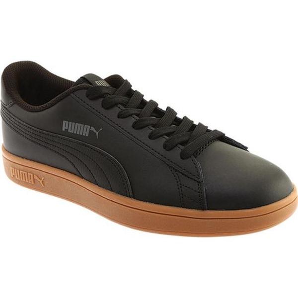 Smash V2 L Sneaker Puma Black/Gum