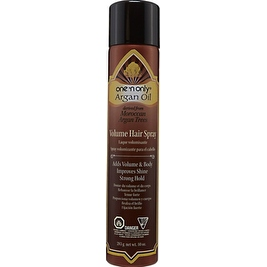 One N' Only Argan Oil Volume Hair Spray, 10 oz