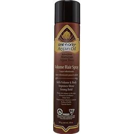 One N' Only Argan Oil Volume Hair Spray, 10 oz