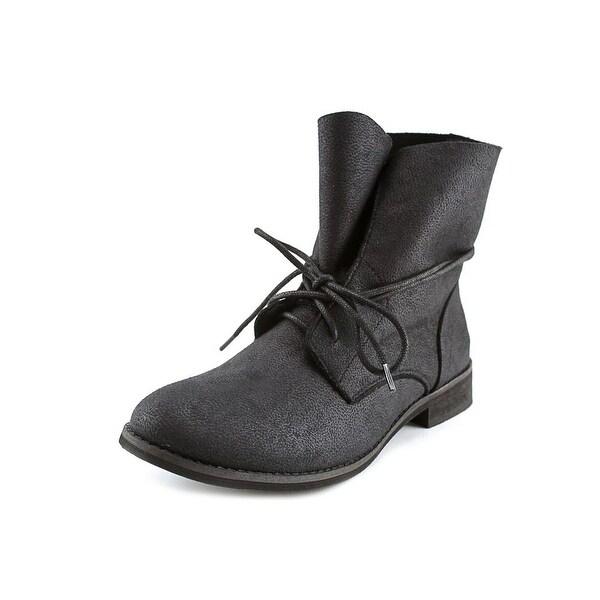r.b.l.s. Rana Black Boots