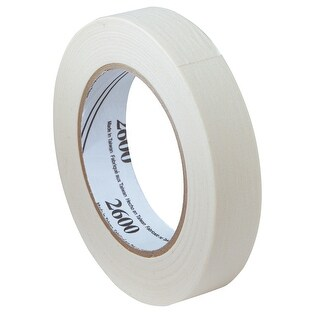 Highland 2600 Masking Tape, 1 Inch x 60 Yards, 3 Inch Core