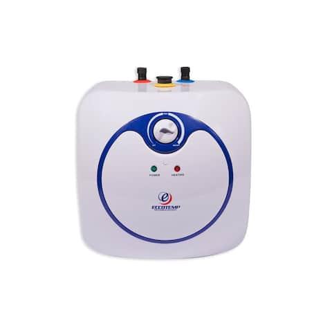 Eccotemp EM-2.5 2.5 GPM 1.44 Kilowatt 110 Volt Electric Point of Use - White
