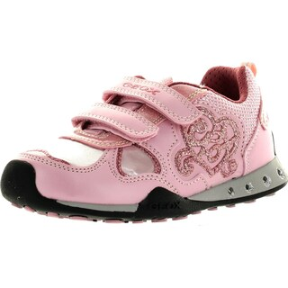 Geox Jr New Jocker Girls Lighted Fashion Sneaker (More options available)