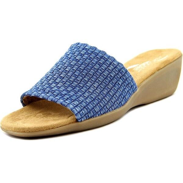 Aerosoles Badminton Women Denim Sandals