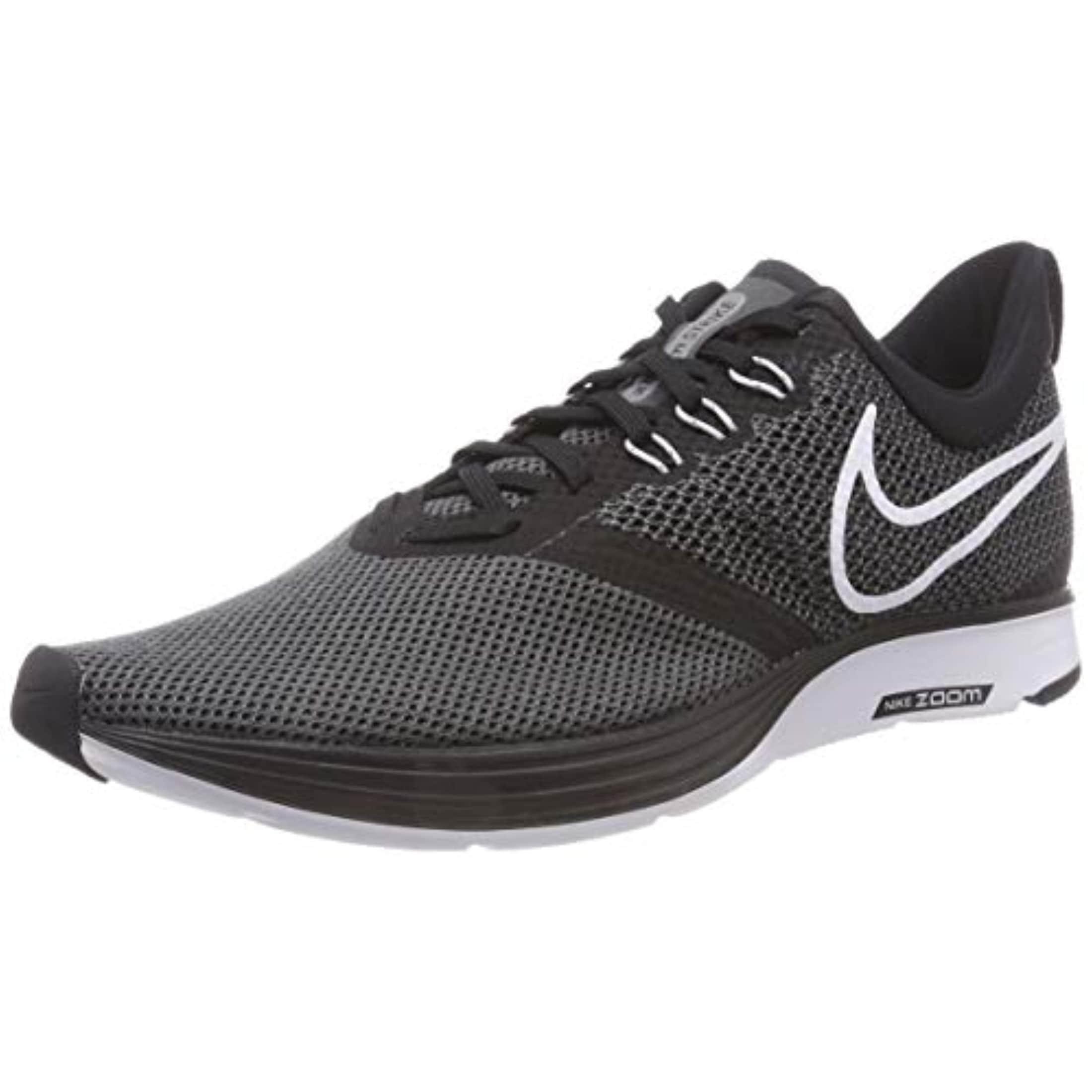 Nike Womens Wmns Zoom Strike BlackWhite Drk GryAnthracite