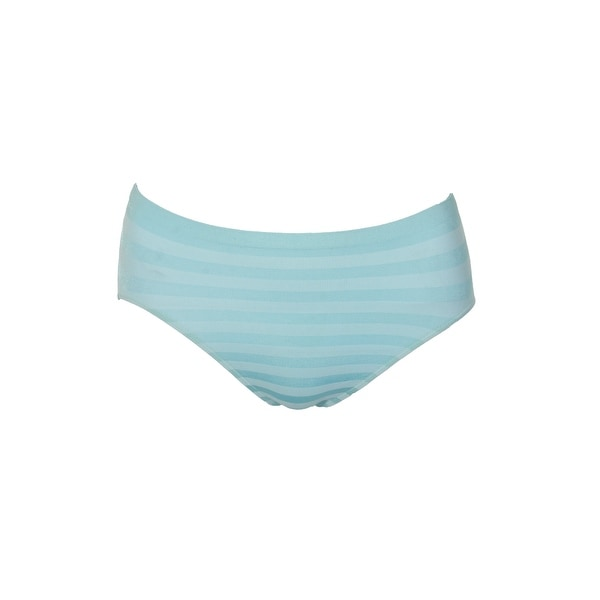 Jockey Mint Petal Comfies Matte And Shine High Cut Brief 5