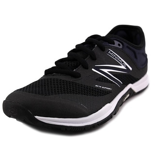 New Balance Minimus 20v5 Training Women Round Toe Synthetic Black Cross Training