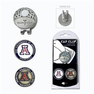 Team Golf 20247 Arizona Wildcats Golf Ball Marker Hat Clip