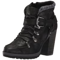 Not Rated Women's So gully Ankle Bootie - 7.5
