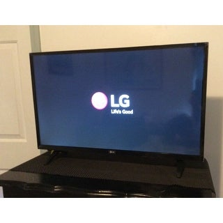 Shop LG 32-inch Class LED 32LJ500B Television - Ships To