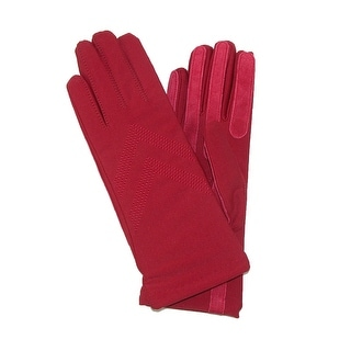 Isotoner Women's Knit Lined Spandex Winter Glove