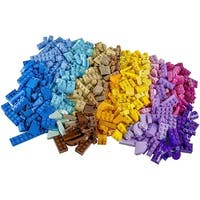 LEGO Classic 900-Piece Creative Brick Box 10704 - Multi