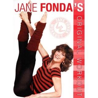 Jane Fonda's Workout - DVD