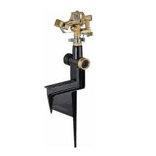 Mintcraft DY606-719 Heavy Duty Pulsating Sprinkler, Zinc & Brass