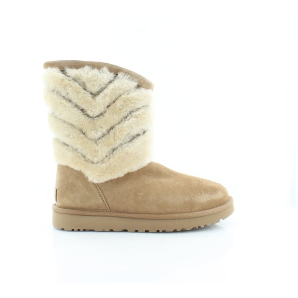 UGG Tania Women's Boots Chestnut - 10