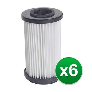 Replacement Vacuum Filter for Kenmore V414 Vacuum Model - 6 Pack