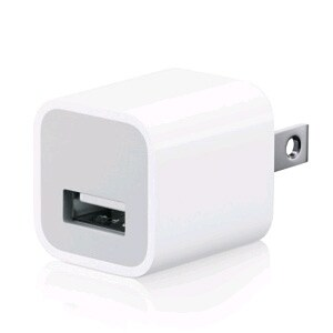 Original Apple USB Power Adapter (White)