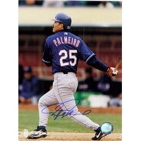 Signed Palmeiro Rafael Texas Rangers 8x10 Photo autographed