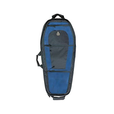 Leapers inc. pvc-psp34bn leapers inc. pvc-psp34bn utg abc sling pack 34 w/electric blue