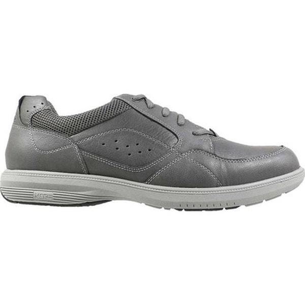 Shop Nunn Bush Men S Kore Walking Sneaker Charcoal