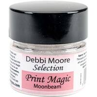 Moonbeam - Debbi Moore Print Magic Ultra Fine Embossing Powder