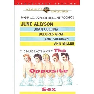 Opposite Sex, The (Mgm) DVD Movie 1956