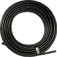 "Raindrip 052050 Poly Drip Watering Hose, Black, 1/2"" x 500'"