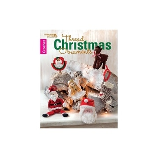 Link to Leisure Arts Thread Christmas Ornaments Bk Similar Items in Notions