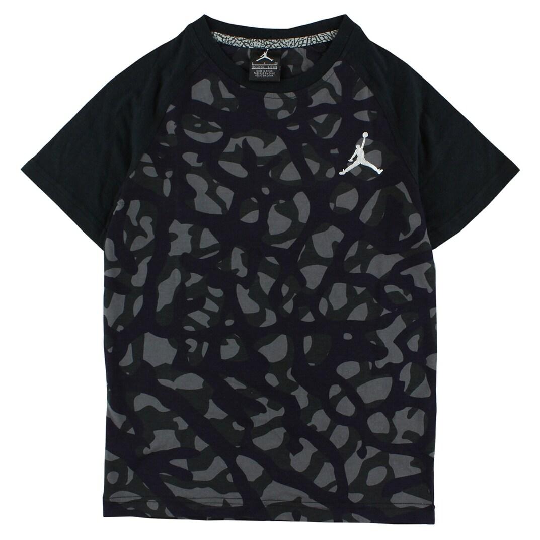 Fleece Shirt Top Boys Size 24 Months Gray Camo Print