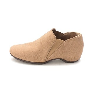 Walking Cradles Womens Keaton Leather Round Toe Ankle Chelsea Boots - 9.5