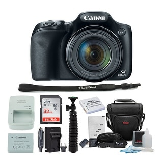 Link to Canon PowerShot SX530 HS Digital Camera w/ 32GB Card & Battery Bundle Similar Items in Digital Cameras