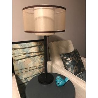 Lite Source 1-Light Fabrizio Table Lamp