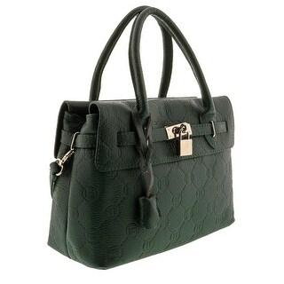 HS8025 VR RAFA Leather Satchel/Shoulder Bag