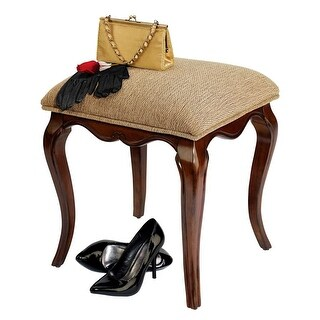 Lady Guinevere Vanity Stool DESIGN TOSCANO lady guinevere stool european stool