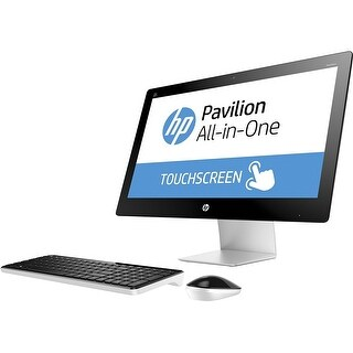 HP Pavilion 23-q227c T3Z87AA TouchSmart All-in-One Desktop PC - (Refurbished)