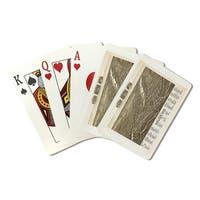 Beloit, Wisconsin - Panoramic Map (Poker Playing Cards Deck)
