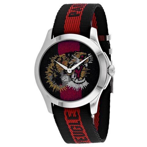 7f88960d1f9 Gucci Men s Le Marche Des Merveilles - YA126495 Watch