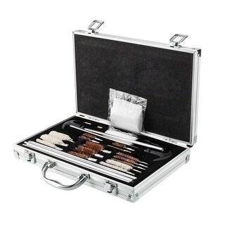 Universal 126pcs Gun Cleaning Kit for Pistol Rifle Shotgun Firearm