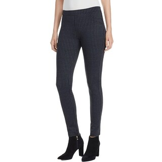 Sanctuary Womens Grease Leggings Leggings Plaid Flat Front
